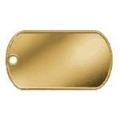 BRASS DOG TAGS BULK
