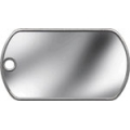 SHINY DOG TAGS BULK